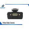 China 耐久の夜間視界の身につけられるビデオ・カメラの警察5MP CMOSセンサー wholesale