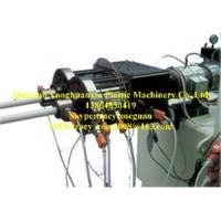 China PVC Twin Pipe Extrusion Line on sale