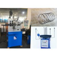 China Automatic 380V Torsion Spring Coiling Machine With 2.7KW Servo System wholesale
