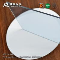 China Thickness 14mm Clean Room Wall Panels Clear Plexiglass Sheets Cut To Size Long Lifespan wholesale