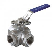 Buy cheap 1/2 to 2 inch Stainless Steel 304 316 flow Control