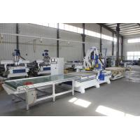 China Four Axis Cnc Router Wood Carving Machine / Wooden Door Making Machine 24000r / Min wholesale