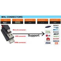 High Quality MHL Cable For Mobilephone 1080P