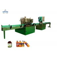 Buy cheap Automatic Carbonated Beverage Machine , 2000 BPH 500ML Liquid Filling Equipment from wholesalers