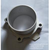 aluminum rapid prototype made by CNC machining with anodizing surface