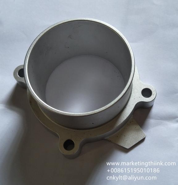Quality aluminum rapid prototype made by CNC machining with anodizing surface for sale