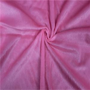 China linen fabric tricot sportswear fabric wholesale