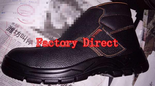 Quality Safety Shoes safety boots, Women Safety shoes safey boot for sale