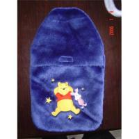 China Hot water bottle& cover wholesale