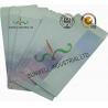 China Kapok Flowers Custom Printed Envelopes , Custom Printed Shipping Envelopes wholesale