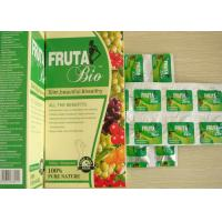 China 100% Original Fruta Bio Slimming Capsule Prue Natural Weight Loss Fruta Bio Natural Fast Slimming Weight Loss 30 Diet wholesale