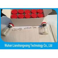 China 98% min CJC1295 without DAC 2mg/vial Peptide White solid for muscle growth wholesale