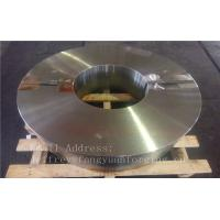 China Hot Forged Aloy Steel Forged Wheel Blanks Rough Machined High Tolerance on sale