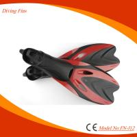 China Full Foot Flipper Shoes For Swimming Snorkeling Diving 6 Sizes Optional wholesale