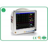 China Anti - Defibrillator Patient Monitoring Equipment Class IIb With 12 Waveforms wholesale