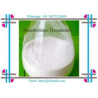 China Nandrolone Decanoate Steroid Liquid For Effective Bodybuilding CAS 360-70-3 wholesale