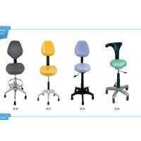 China Colorful Leather Ergonomic Dental Stool For Dentist Doctor Operation CE wholesale