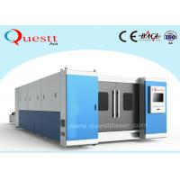 China High Accuracy Metal Laser Cutter Machine 1500 X 3000 Mm For Custom Precision Cutting wholesale