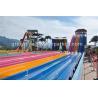 China Parque da água do tema/corrediças de água adultas fibra de vidro da piscina uma altura de 12 m wholesale