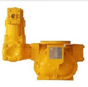 China Diesel fuel flow meter with strainer & air eliminator on sale
