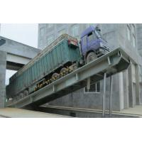 China 8t hydraulic mobile loading ramp with 22M Max Lifting Height wholesale