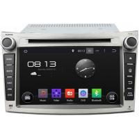Buy cheap Google Online Subaru Legacy Automotive DVD Player , In Dash Car DVD Player With GPS 2010 - 2013 from wholesalers