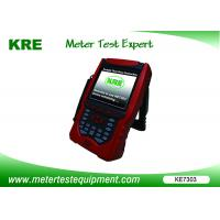 China On - Site Portable Energy Meter Test Equipment  Three Phase 45Hz - 65Hz Class 0.1 wholesale