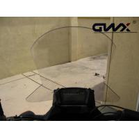 China Waterproof Transparent Polycarbonate Sheet for Motorcycle Front Wind Screen wholesale