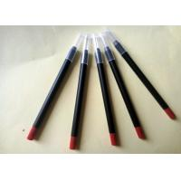 China Long Lasting Red Lipstick Pencil PVC High Performance Simple Design ISO wholesale