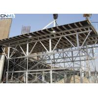 China Light Weight Flying Table Formwork , Concrete Slab Systems Longer Life Span on sale