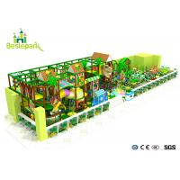 China Pre - School Colorful Kids Inside Playground Fun Place 15.86 * 7.32  * 8M wholesale