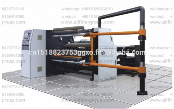 Quality E High speed paper or plastic film slitter rewinder for labelstock,Bopp,PET,CPP,PVC ect printing and package industries for sale