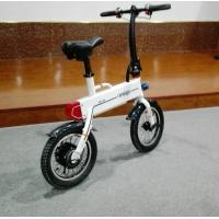 China 350W Black Foldable Electric Scooter with 48V 11AH Lithium Battery wholesale