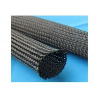Buy cheap AbrasionResistance Automotive Braided Sleeving Custom Diameter For Electrical Cables from wholesalers