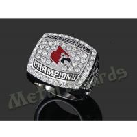 China Durable Championship Baseball Rings , Unique Replica Super Bowl Rings wholesale