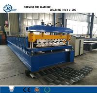 China Buiding Material Big Wave Steel Corrugated Roof Sheet Roll Forming Machine wholesale
