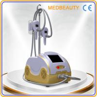 China Reduce Cellulite Fat Freeze Cryolipolysis Slimming Machine With Touch Screen RF Cavitation wholesale