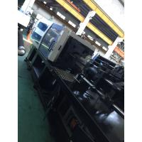 China Horizontal 60T Plastic Injection Blow Moulding Machine Servo Motor Type wholesale