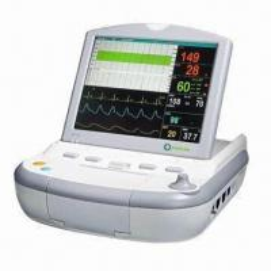 China Fetal Doppler/Maternal Fetal Monitor, 10.4-inch, 12 Hours Data Storage on sale