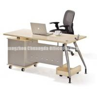 China 2011 Modern PVC keyboard Office Computer Desks CD-6610 with Fixed CPU Holder wholesale