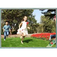 China 12000 Dtex Long Life Evergreen Landscaping Artificial Turf With 20stitches / 10cm wholesale
