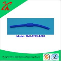 China RFID laudry tag 860-960MHZ silicon RFID tagHigh temperature stand Washable uhf RFID Silicone laundry tag wholesale
