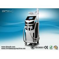 China 3 In 1 IPL RF Laser Tattoo Removal Machine For Pigments / Skin Tightening wholesale