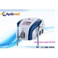 China Permanent 818nm Diode Laser Hair Removal Beauty Machine for skin type 1 to 6 wholesale