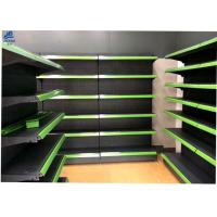 China Adjustable Grocery Display Racks 30kg / Layer Easy To Assemble And Dismantle wholesale