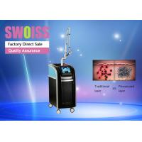 China Q Switch Laser Tattoo Removal Machine , Laser Yag Machine For Dermatic Treatment wholesale