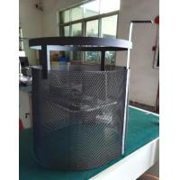 Barrel MMO Mesh Anode Low Power Consumption For Wastewater Treatment for sale