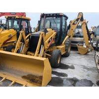 China Good Condition Second Hand Backhoe Loader Used Cat 416e 420f 430f wholesale
