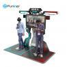 Buy cheap FPS Arena Gun Shooting 9D Virtual Reality Simulator Space Walk from wholesalers