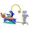 China DTC-326 Cute Dolphin Blue Cartoon Children Kids Foshan Dental Chair Unit wholesale